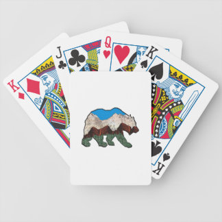 FOR THE PRIZE BICYCLE PLAYING CARDS