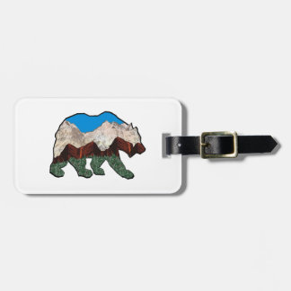 FOR THE PRIZE LUGGAGE TAG