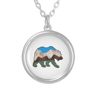 FOR THE PRIZE SILVER PLATED NECKLACE