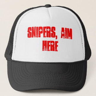 For the Snipers Trucker Hat