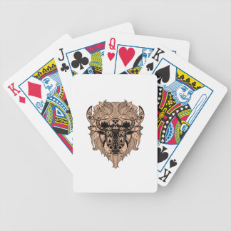 FOR THE TIME BICYCLE PLAYING CARDS