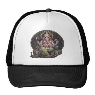 FOR THE WISE TRUCKER HAT