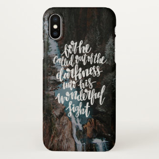 For there am Called iPhone X Case