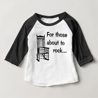 For those about to rock... baby T-Shirt