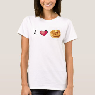 For Waffle Lovers T-Shirt