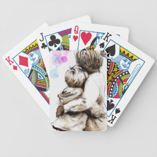 For What does love ask Poker Deck
