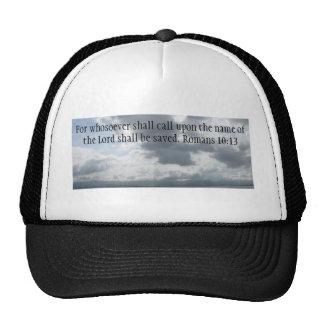 For whosoever shall call upon the name of the Lord Hat