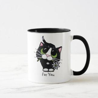 For You - Cat Mug