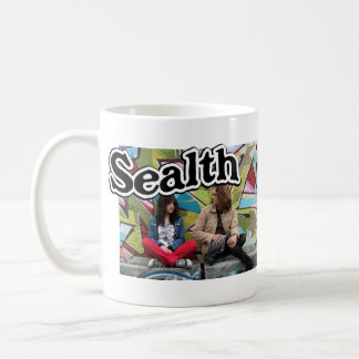 """For You"" Sealth pop mug"