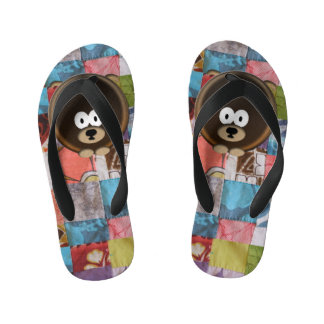For your dogs kid's flip flops