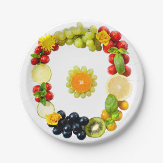 for your party 7 inch paper plate