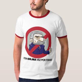 Fora DILMA vez! T-Shirt