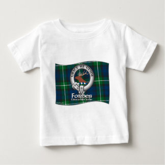 Forbes Clan Baby T-Shirt