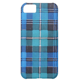 FORBES SCOTTISH FAMILY TARTAN COVER FOR iPhone 5C