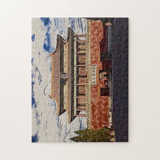 Forbidden City Jigsaw Puzzle