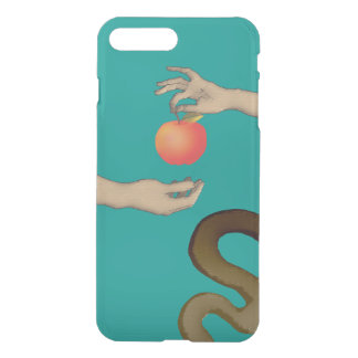 Forbidden Fruit Apple Adam Eve Genesis Artistic iPhone 8 Plus/7 Plus Case