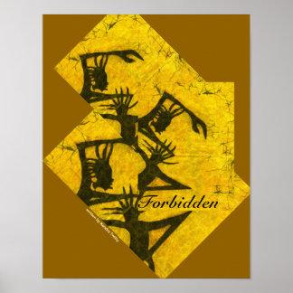 forbidden poster