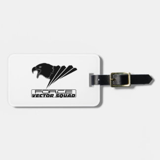 FORCE VECTOR STREET-COS ITEMS LUGGAGE TAG