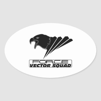 FORCE VECTOR STREET-COS ITEMS STICKERS