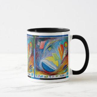 Forcefull Advantage Abstraction Mug