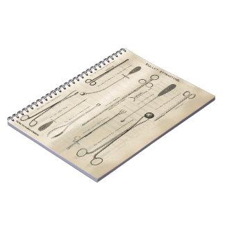Forceps Notebooks