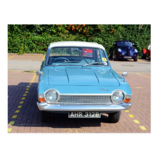 Ford Consul Corsair Postcard