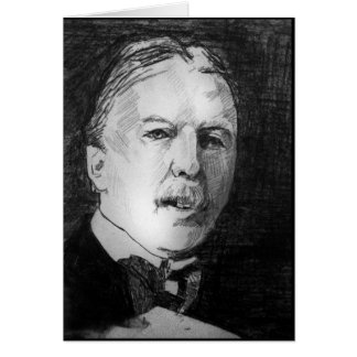 Ford Madox Ford Greeting Card