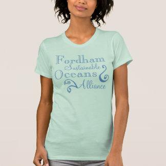 Fordham Sustainable Oceans Alliance T-Shirt