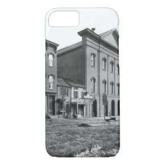 Ford's Theatre in Lincoln's time. Washington, D.C. iPhone 7 Case