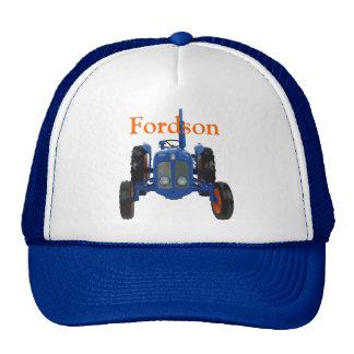 Fordson Major Tractor Vintage Hiking Duck Trucker Hat
