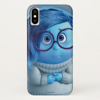 Forecast is for Blue Skies iPhone X Case