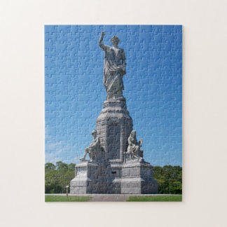 Forefathers monument puzzle