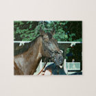 Forego Racehorse 1977 Jigsaw Puzzle