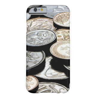 FOREIGN COINS BARELY THERE iPhone 6 CASE