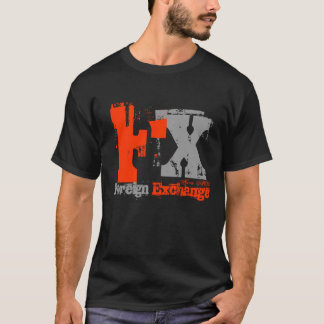 FOREIGN EXCHANGE  4x. FRONT AND BACK HAVIC ACD T-Shirt