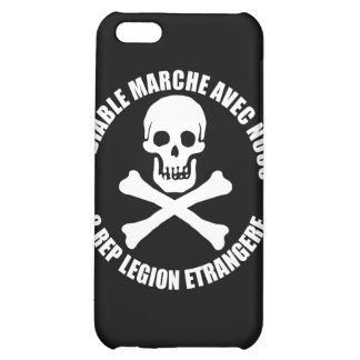 Foreign Legion 2 REP Skull iPhone Case Case For iPhone 5C