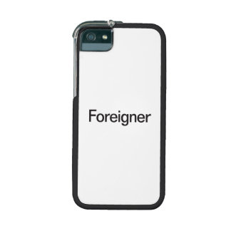 foreigner iPhone 5/5S cases