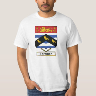 Foreman Family Crest T-Shirt