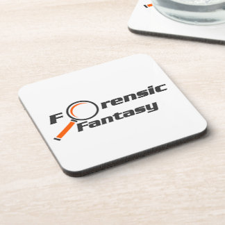 Forensic Fantasy Drink Coasters