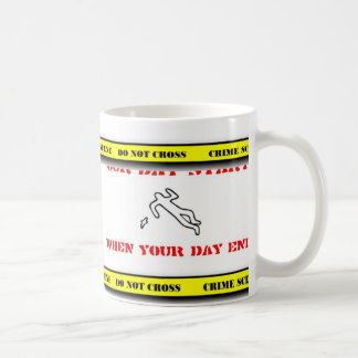 forensics 2, forensics 1 coffee mug