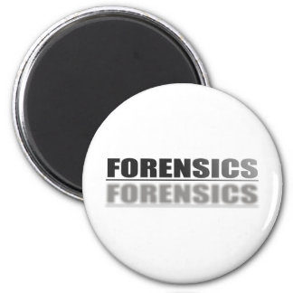 FORENSICS 2 INCH ROUND MAGNET