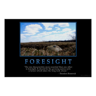 Foresight Poster