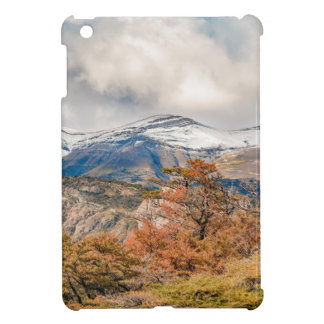 Forest and Snowy Mountains, Patagonia, Argentina iPad Mini Cover