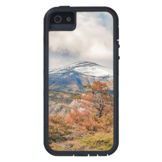 Forest and Snowy Mountains, Patagonia, Argentina iPhone 5 Case