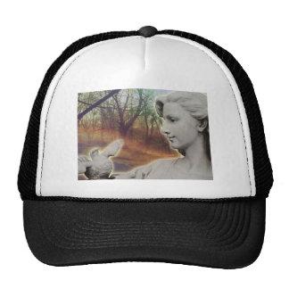 Forest Angel Trucker Hat