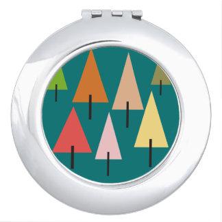 Forest Artistic Impression Vanity Mirror