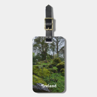 Forest at Blarney Castle Luggage Tag