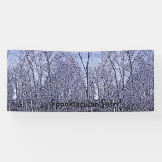 Forest At Twilight Banner