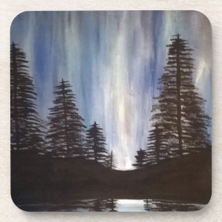 Forest Aurora Coaster set/6