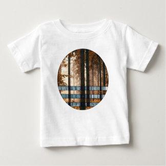 Forest autumn & winter baby T-Shirt